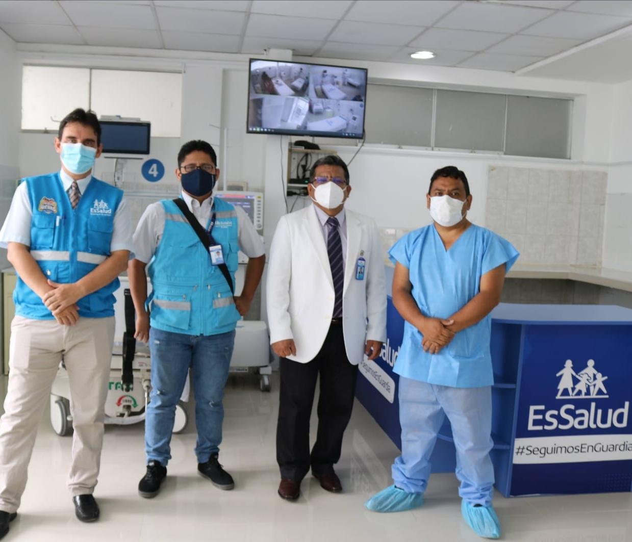EsSalud Huánuco requiere contratar 60 profesionales de la salud entre médicos, enfermeras, técnicos y tecnólogos médicos