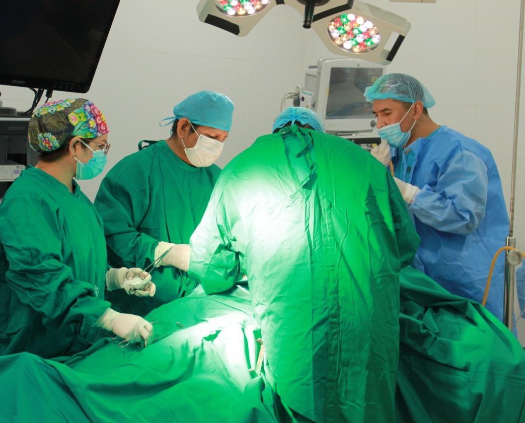 EsSalud Cusco: dan de alta a primer paciente operado en Hospital I de Quillabamba