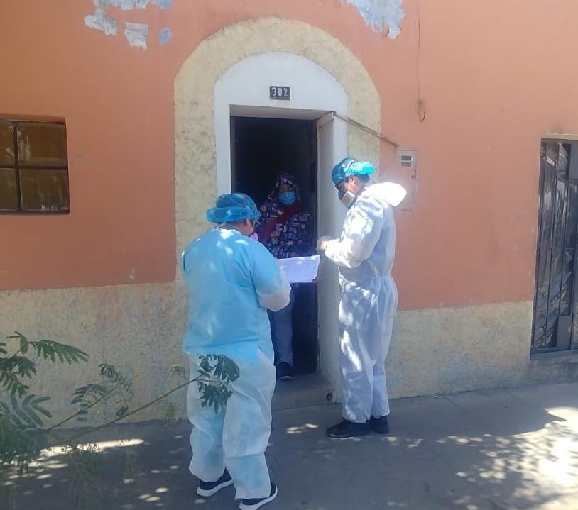 Essalud - EsSalud Arequipa: en un 80% se incrementaron atenciones domiciliarias para detección de Covid-19