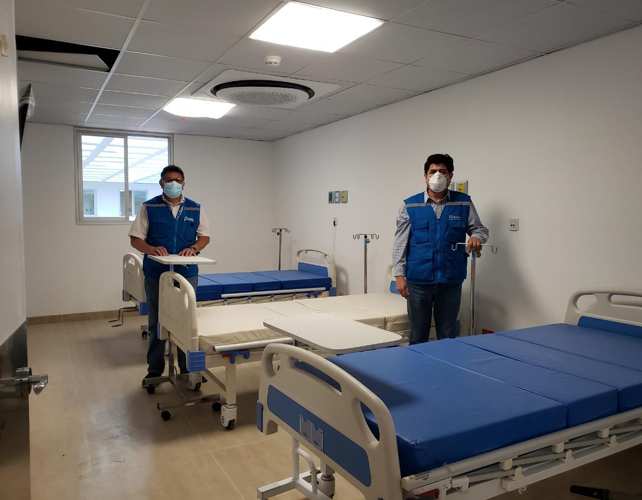 Essalud - EsSalud Arequipa moderniza infraestructura del Policlínico Metropolitano