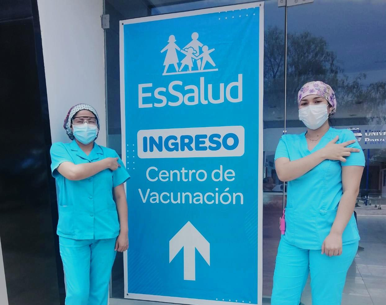 EsSalud, regiones reciben segundo lote de vacunas y reanudan  jornada de vacunación contra el Covid-19