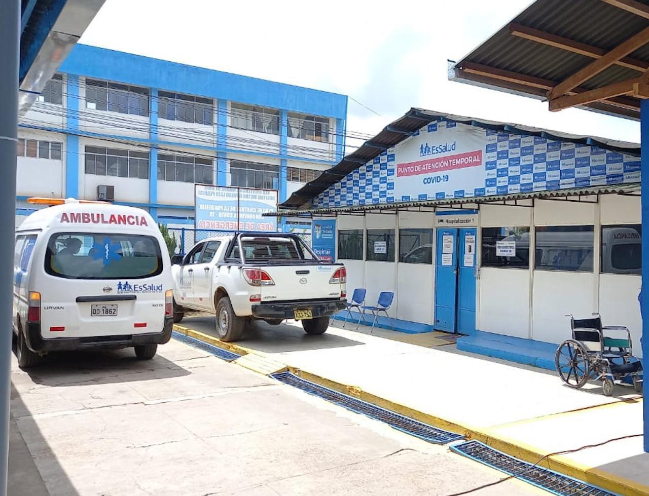 EsSalud Madre de Dios amplía camas y número de profesionales de la salud en la región para reforzar atención a pacientes Covid-19
