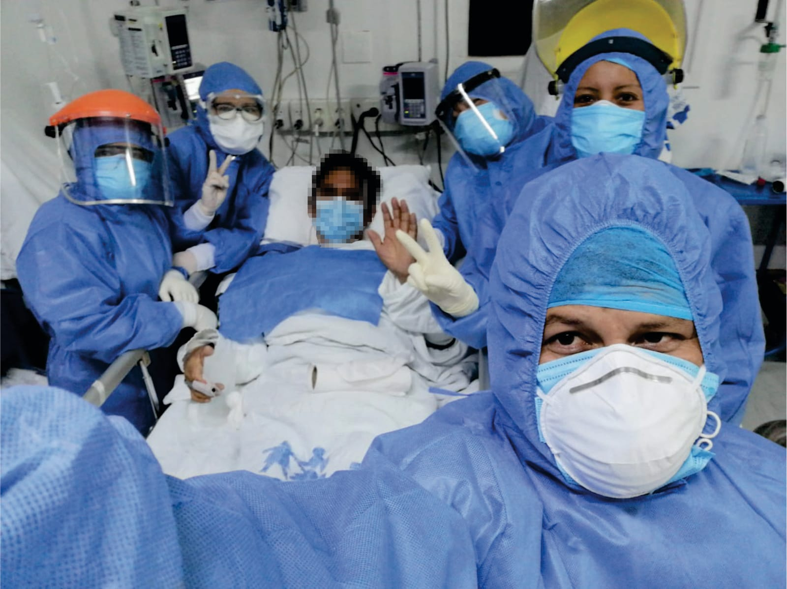 Essalud - EsSalud Pasco salvó la vida del 80% de adultos mayores que fueron diagnosticados con Covid-19