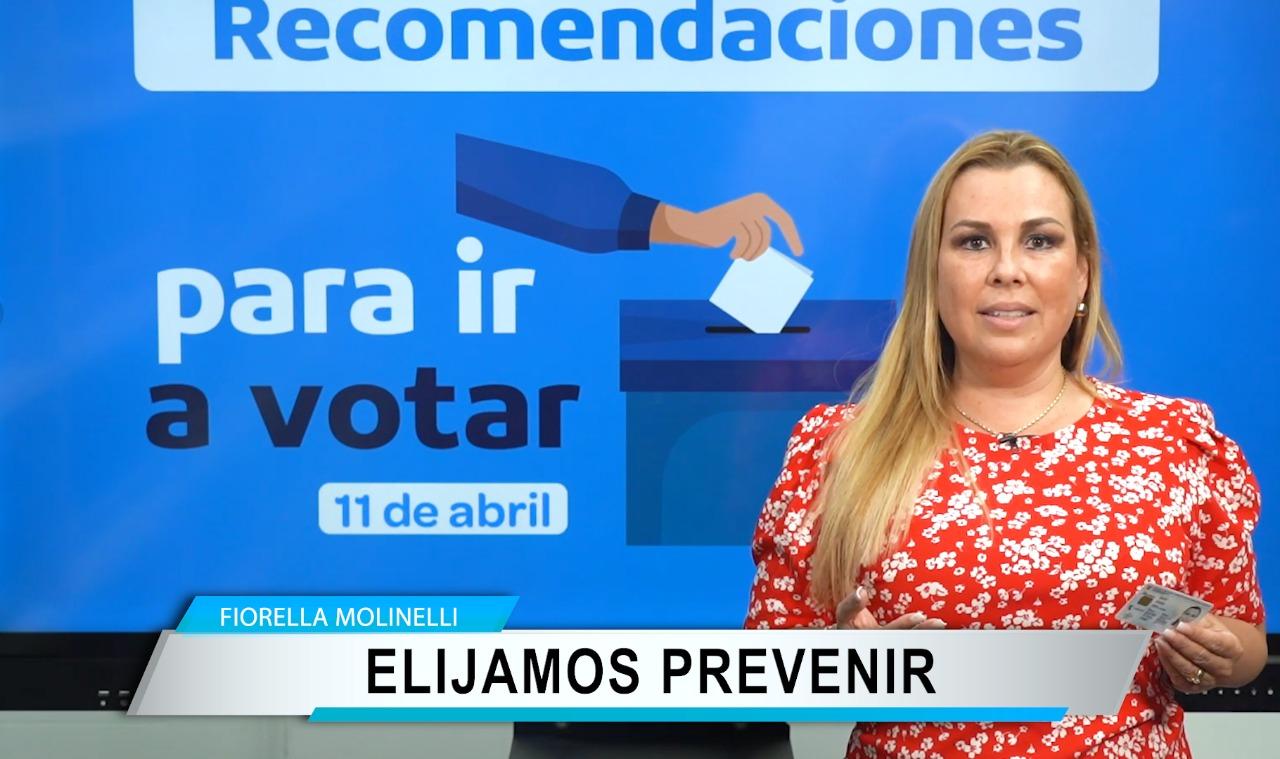 Essalud - EsSalud brinda recomendaciones para votar sin contagiarse de la COVID-19