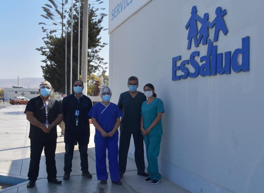 Essalud - EsSalud Tacna continúa implantando marcapasos en pacientes con trastornos del ritmo cardiaco