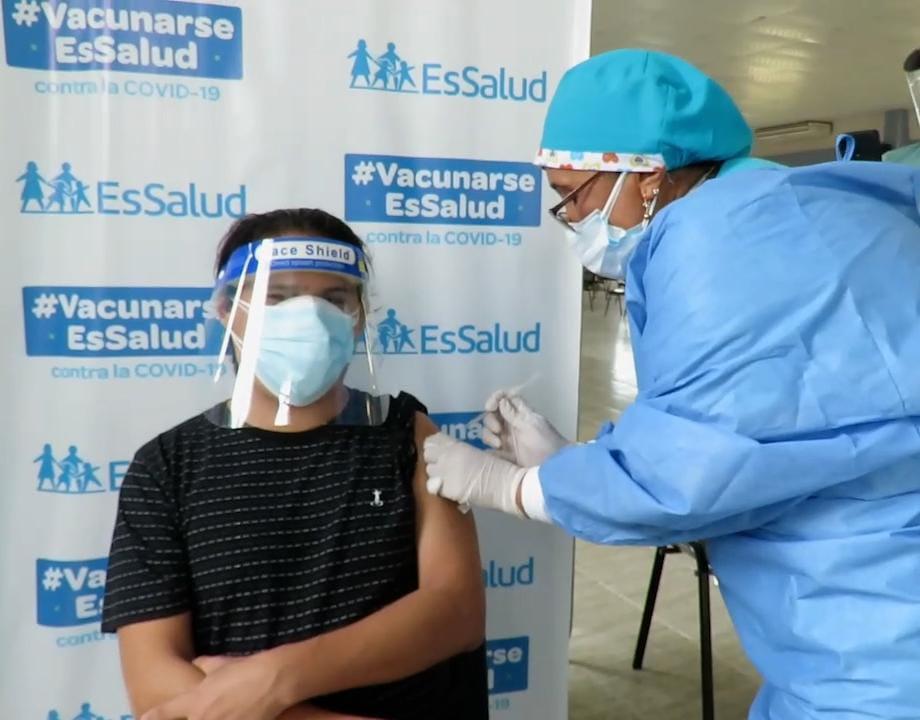 Essalud - EsSalud Tumbes: Joven con Síndrome de Down invoca a la ciudadanía a cumplir las medidas sanitarias para frenar contagios por Covid-19