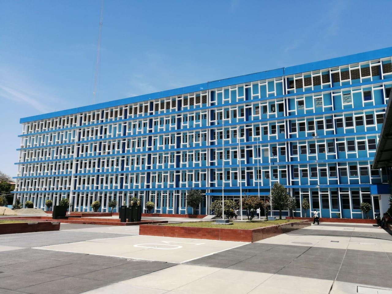 Essalud - Hospital III José Cayetano Heredia de EsSalud contará con el primer centro de telemedicina que beneficiará a más de 600 mil asegurados de Piura