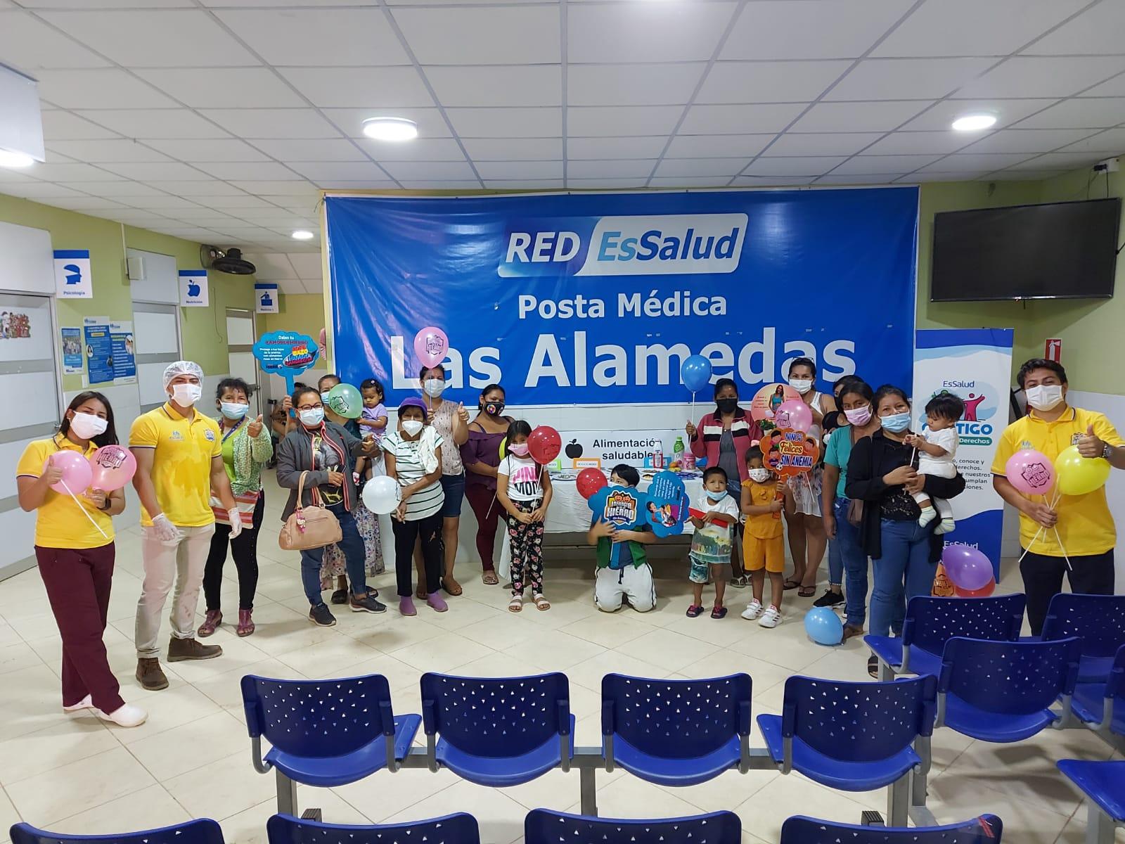 EsSalud Ucayali evaluará a más de 1 mil asegurados durante campaña contra la anemia