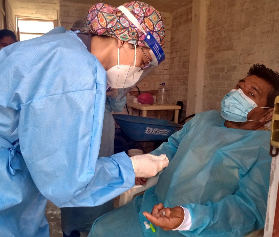 Brigadas de EsSalud Lambayeque realizan 83 mil atenciones médicas casa por casa en período de pandemia Covid-19