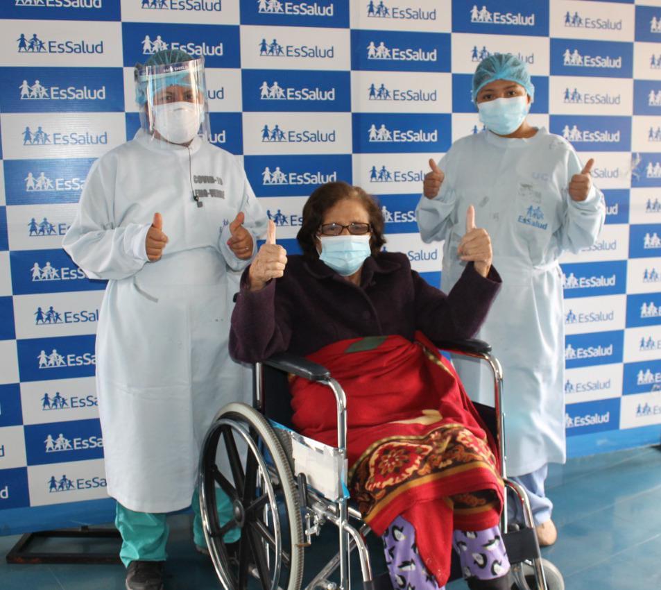 Essalud - Cerca de 20 mil asegurados de EsSalud Cusco superaron el coronavirus durante la emergencia sanitaria