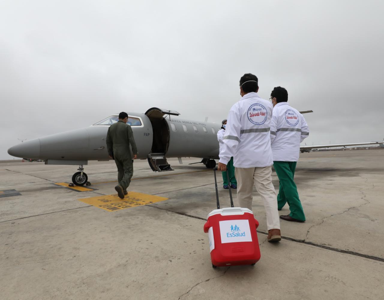 Essalud - Donante piurano dará vida a 5 pacientes de EsSalud que aguardaban en lista de espera por un órgano