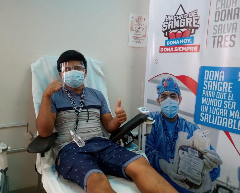 Essalud - EsSalud Lambayeque lanza campaña de donación voluntaria de sangre 2021
