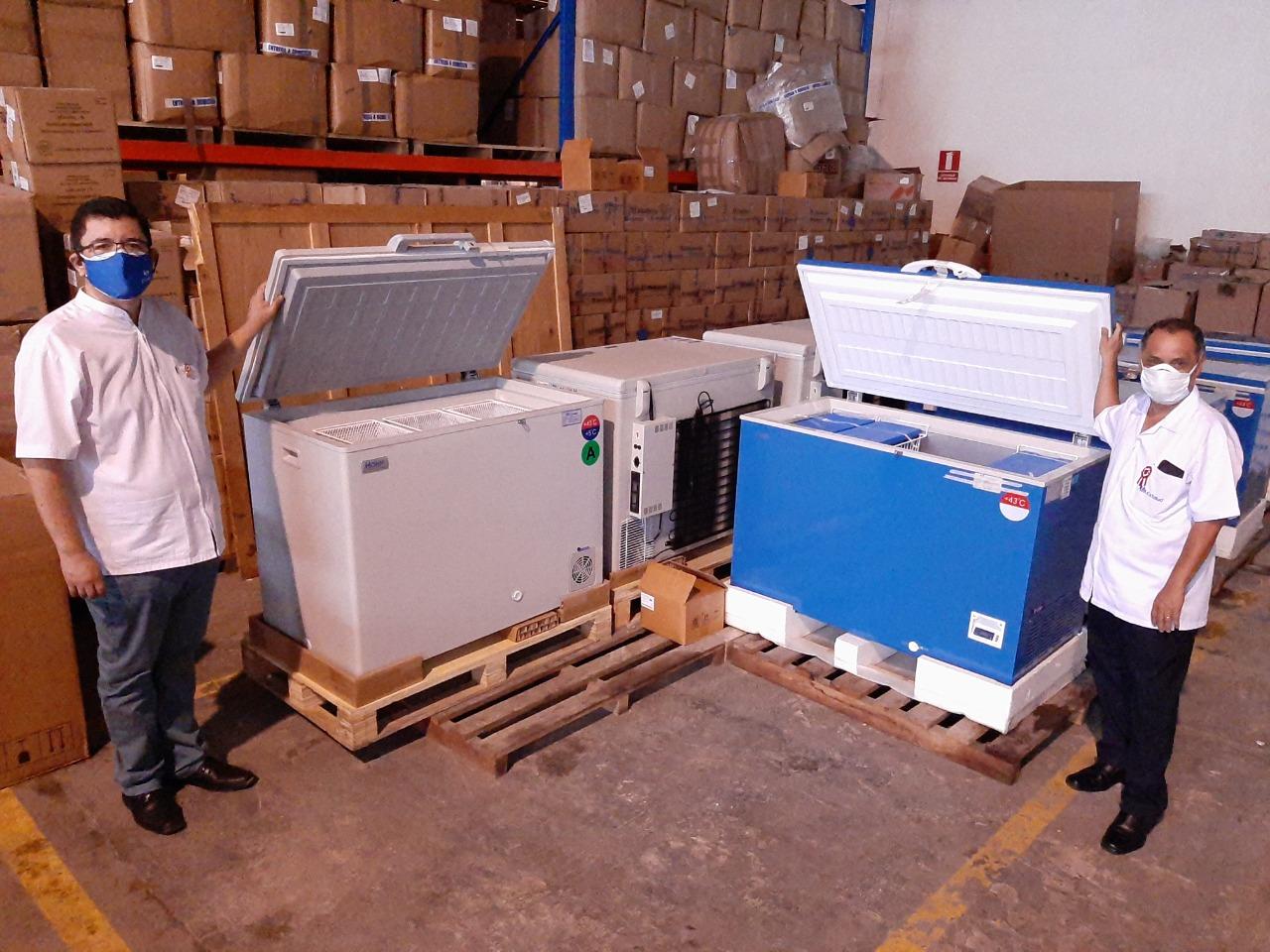 Essalud - EsSalud Loreto moderniza sistema de cadena de frío