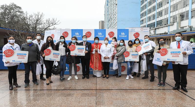 Essalud - EsSalud: 4 mil pacientes esperan un trasplante de órganos y tejidos