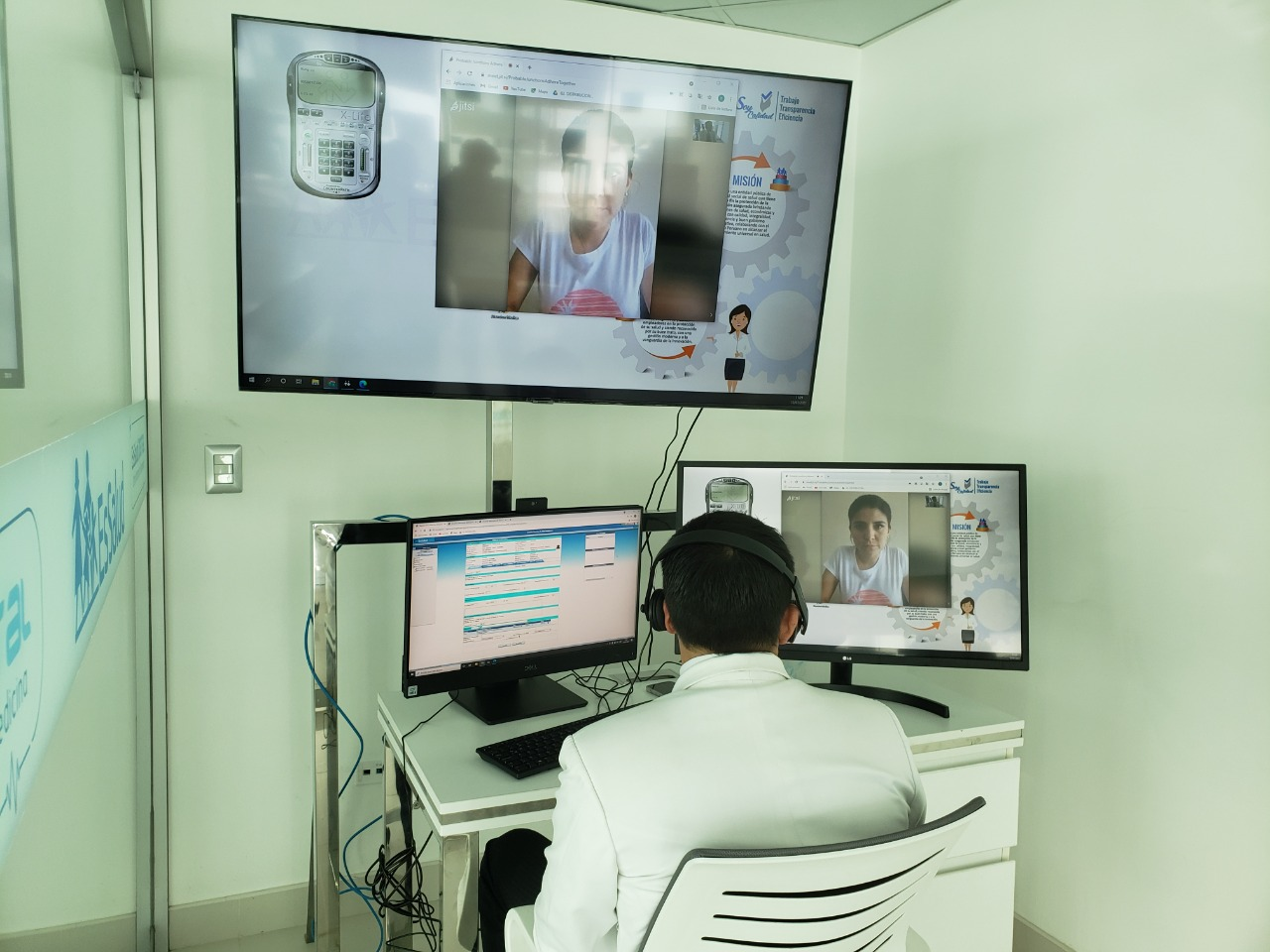 Essalud - Más de 900 mil consultas telefónicas, virtuales y presenciales brindó EsSalud Arequipa a pacientes No Covid, desde los inicios de la pandemia generada por el coronavirus