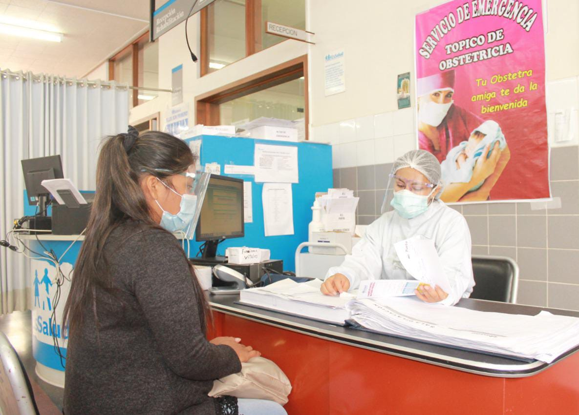Essalud - EsSalud Cusco reanuda consulta gineco-obstétrica presencial en Hospital Nacional Adolfo Guevara Velasco