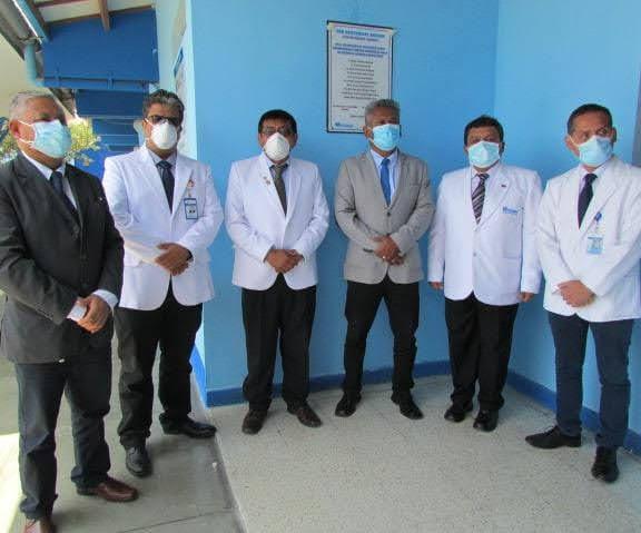 Essalud - EsSalud Áncash: Centro Médico de Coishco rinde homenaje a médicos y trabajadores que perdieron la vida por la Covid-19