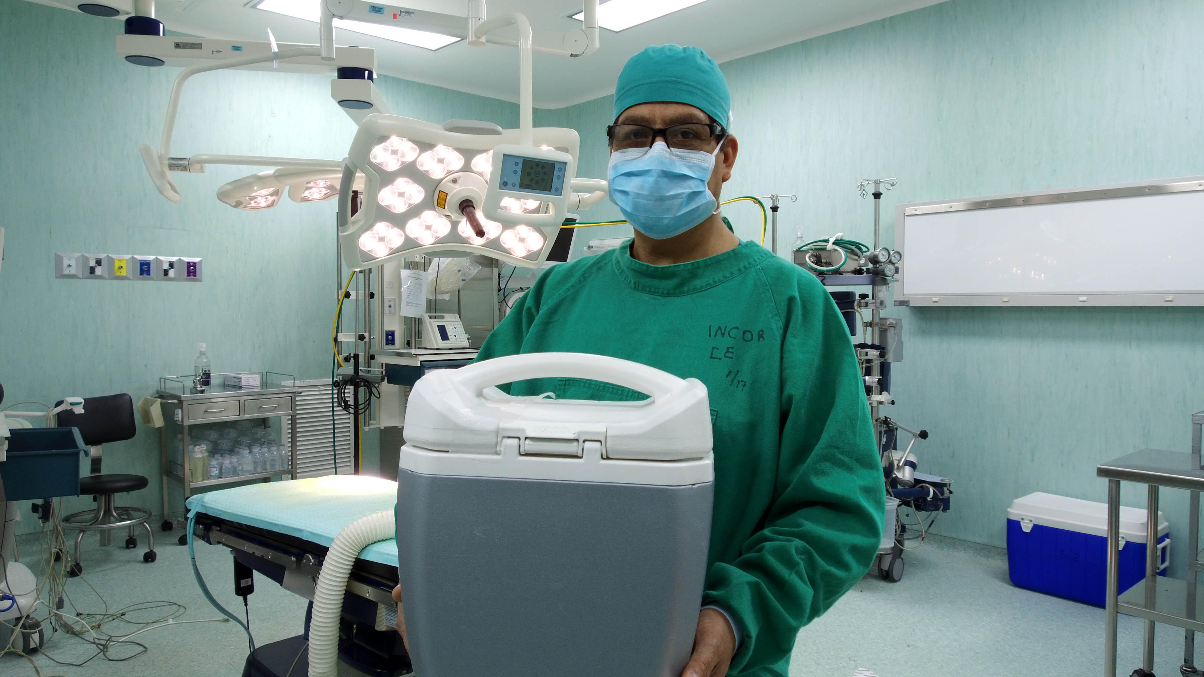 Essalud - EsSalud capacita a médicos para fortalecer donación y trasplante de órganos en el país