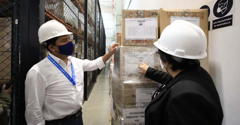 Essalud - EsSalud detecta medicinas e insumos vencidos por un valor de más de S/ 19 millones